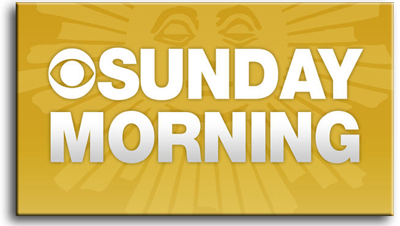 Profiled on CBS Sunday Morning